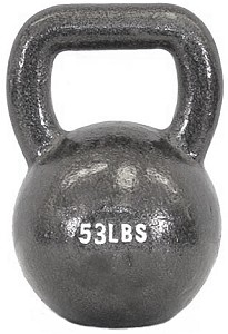53 Lb Kettle Bell Fitness Destination
