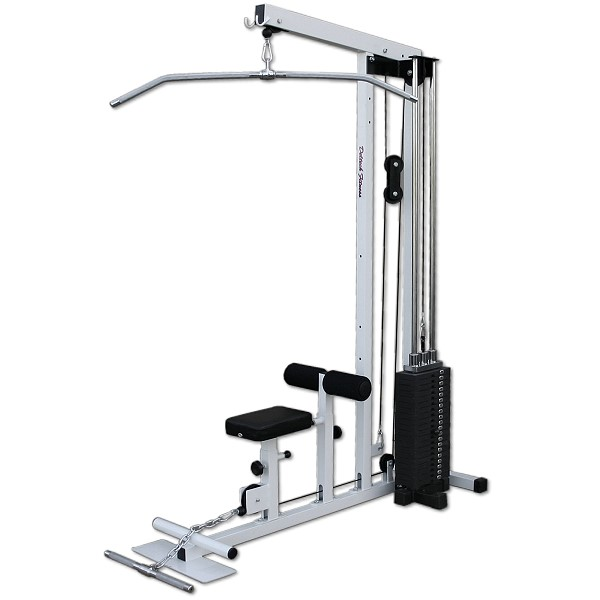 Stack Loaded Lat Machine By Deltech Fitness Fitness