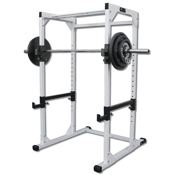 Df4500 Power Rack With 300 Lb Olympic Weight Set By