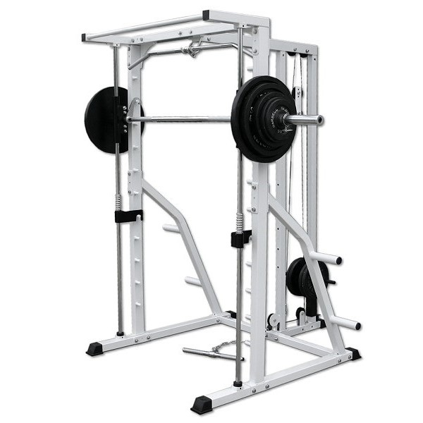 deltech fitness linear bearing smith machine