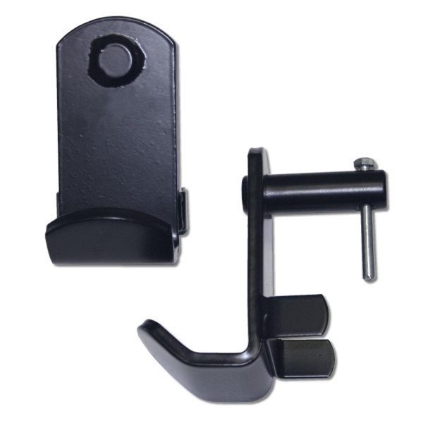 Squat Rack Hook Pair By Deltech Fitness