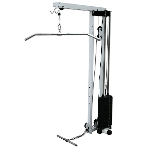 Deltech Fitness Stack Loaded Lat Attachment Fitness
